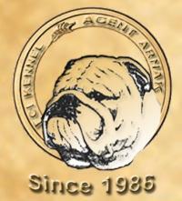 Allevamento Bulldog Inglese AGENT ARNAK FCI